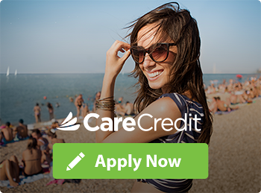 We Accept CareCredit! Apply Now!